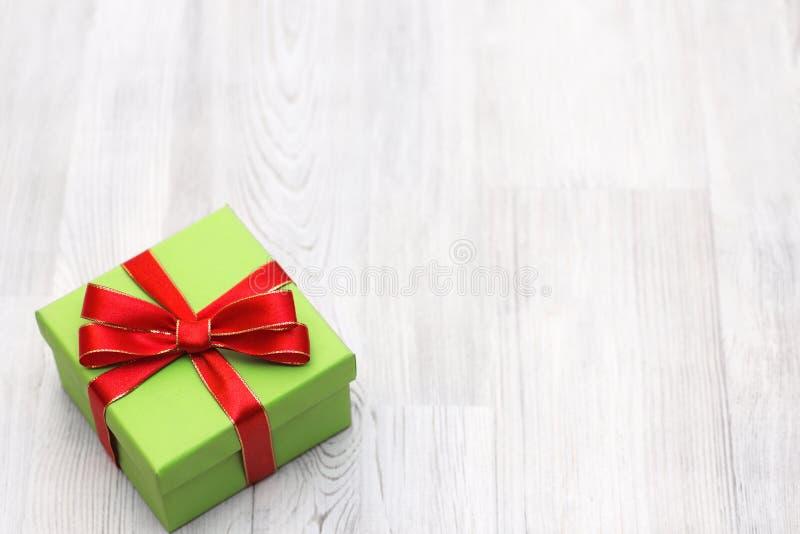 Fondo di Natale di vista superiore fotografia stock libera da diritti