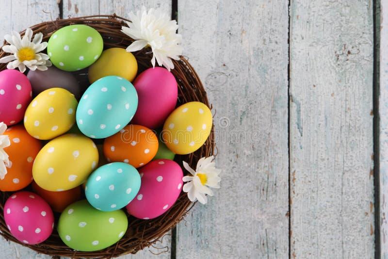 Fondo di Pasqua immagini stock libere da diritti