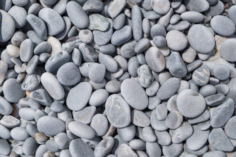 Fondo di Pebble Beach immagini stock
