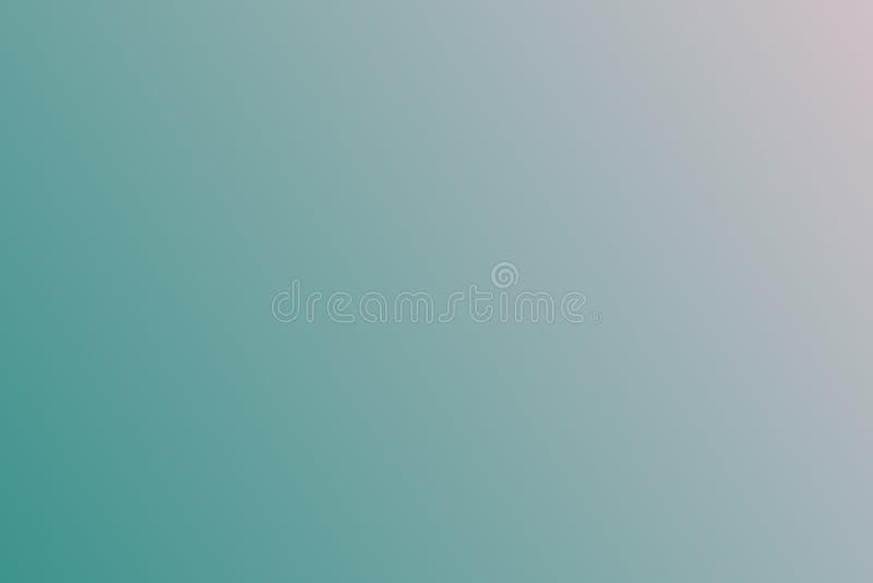 Fondo di pendenza di colore con i colori luminosi Progettazione Defocus vago astratto multicolore del fondo di pendenza royalty illustrazione gratis