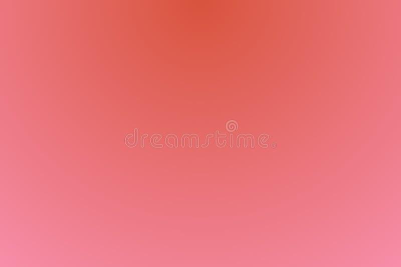 Fondo di pendenza di colore con i colori luminosi Progettazione Defocus vago astratto multicolore del fondo di pendenza illustrazione vettoriale