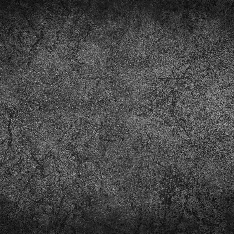 Fondo di piastra metallica della vecchia ruggine in bianco e nero fotografie stock libere da diritti