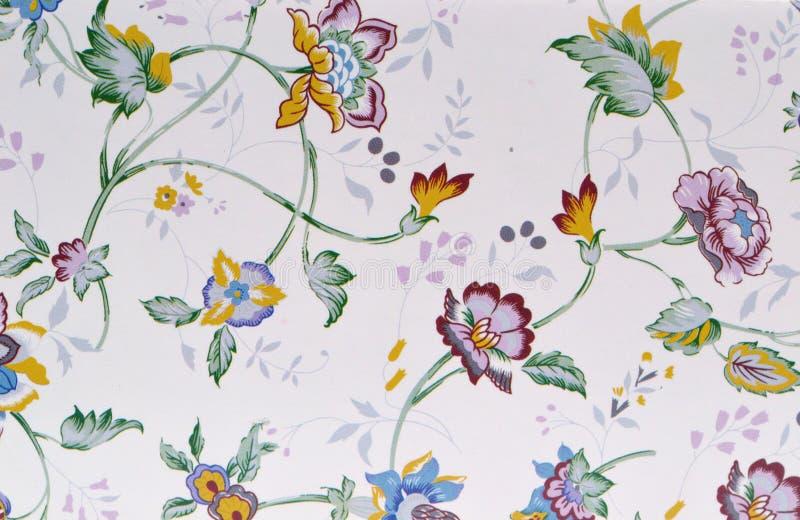 Fondo di piccoli fiori fotografia stock