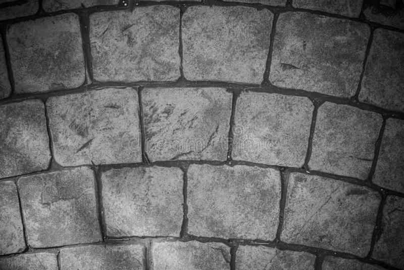 Fondo di pietra del pavimento fotografia stock libera da diritti