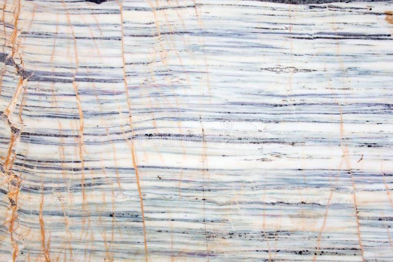 Fondo di pietra di marmo blu e bianco di struttura dell'onyx fotografia stock