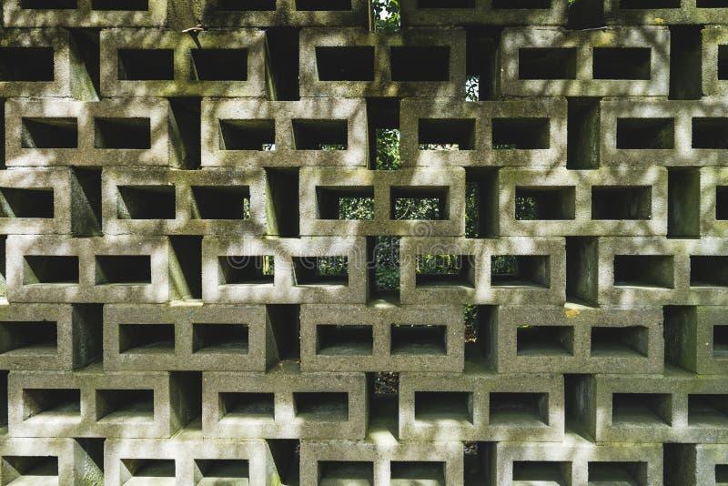 Fondo di pietra, mattonelle modellate, vago, idilliache, fotografia stock
