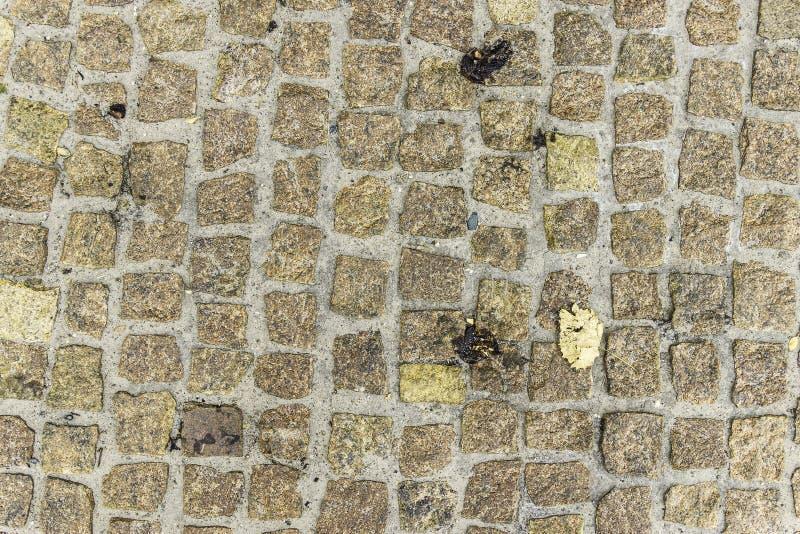 Fondo di pietra naturale giallo fotografie stock libere da diritti