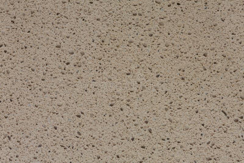 Fondo di pietra sintetico grigio piacevole raro sulla macro immagini stock libere da diritti