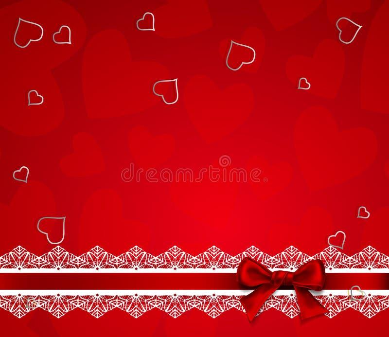 Fondo di San Valentino royalty illustrazione gratis