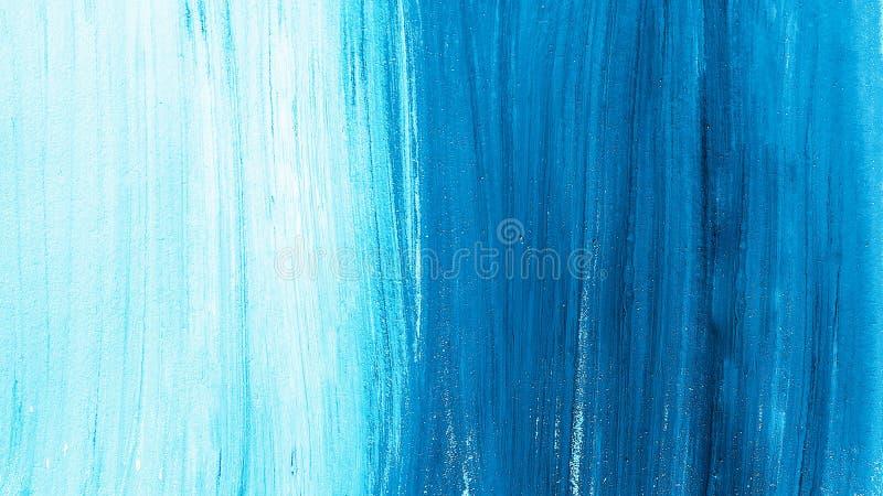 Fondo di struttura del feltro del blu fotografia stock libera da diritti