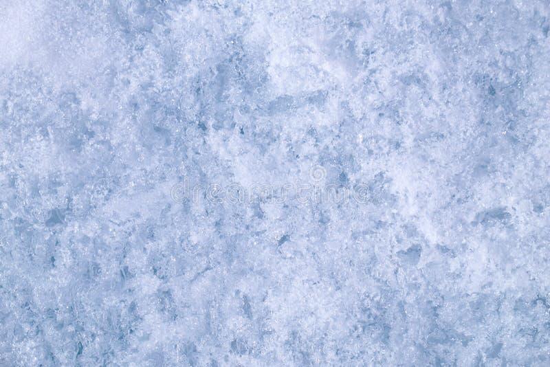 Fondo di struttura del ghiaccio immagine stock libera da diritti