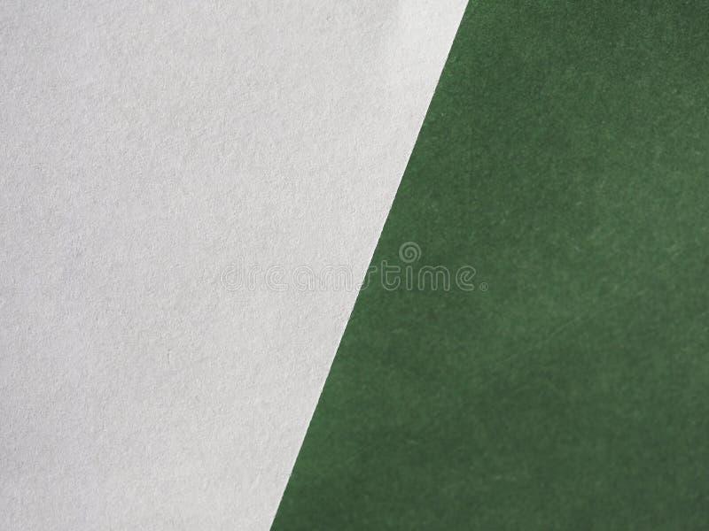 fondo di struttura del Libro Verde bianco e immagini stock libere da diritti