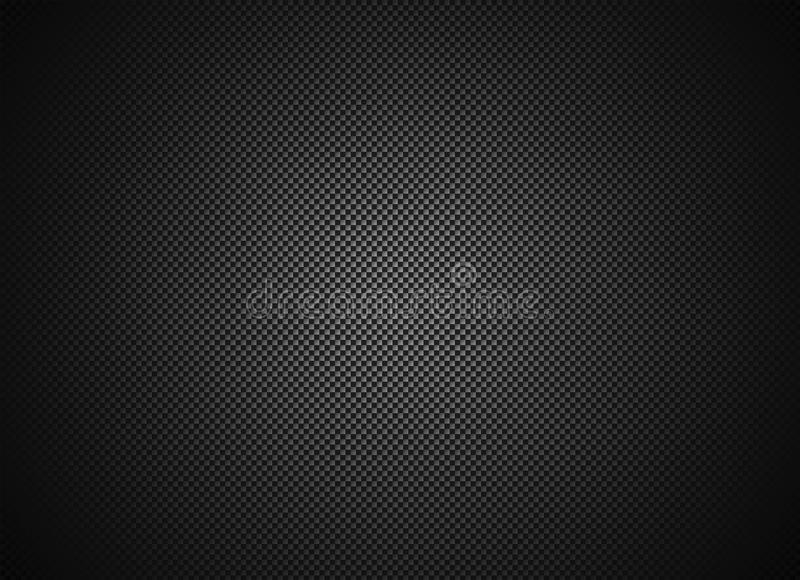 Fondo di struttura della fibra del carbonio fotografie stock