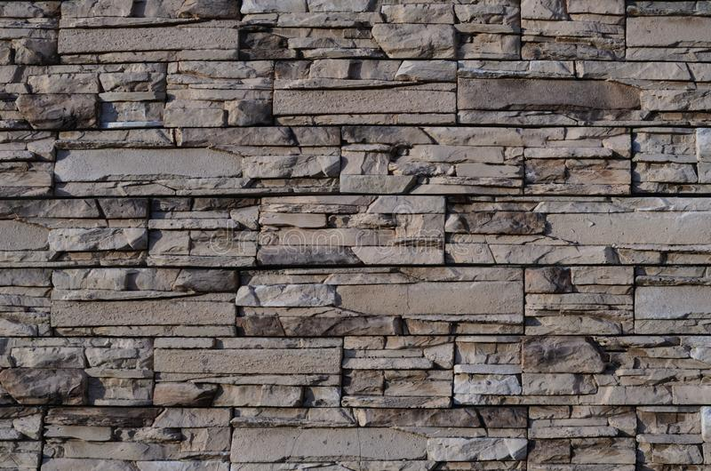 Fondo di struttura della parete del marmo e della roccia Vista superiore fotografie stock