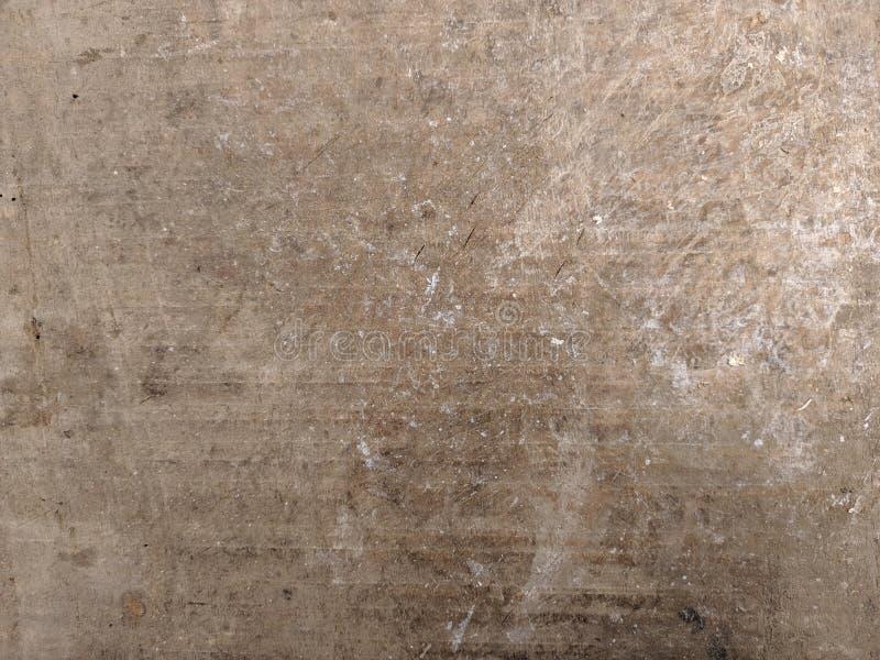Fondo di struttura della superficie di legno di Brown fotografia stock