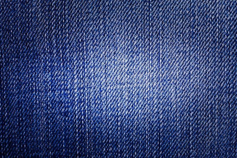 Fondo di struttura delle blue jeans fotografia stock libera da diritti