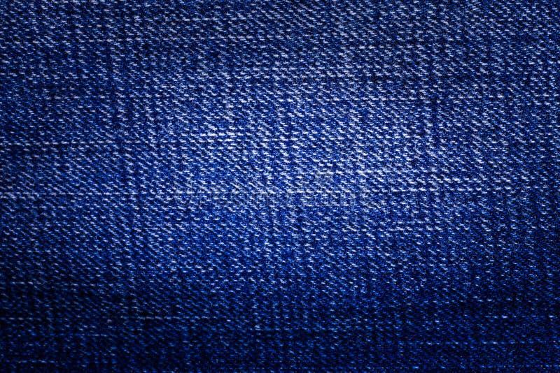 Fondo di struttura delle blue jeans immagine stock