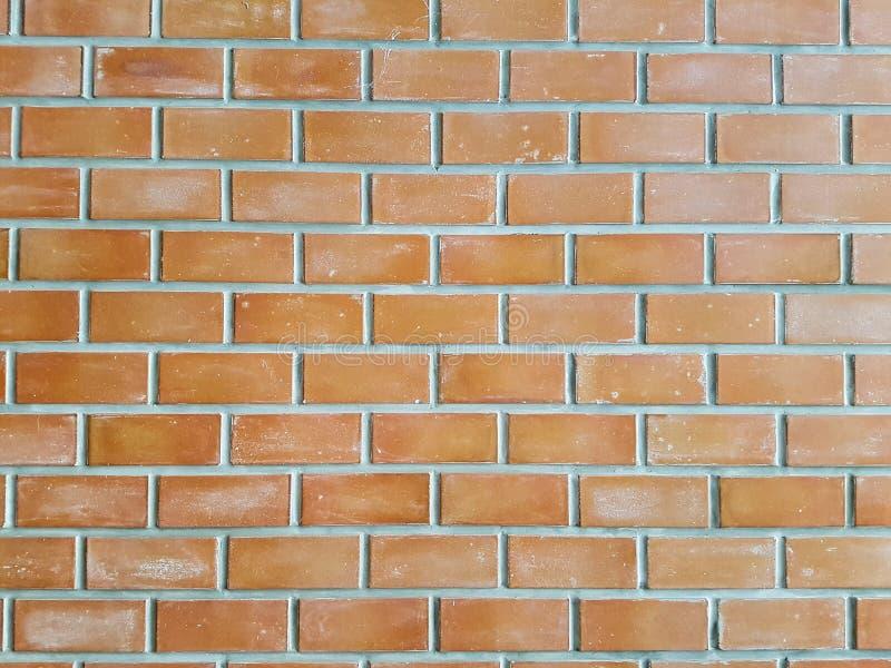 Fondo di struttura rossa del modello del muro di mattoni di vecchio lerciume astratto immagine stock libera da diritti