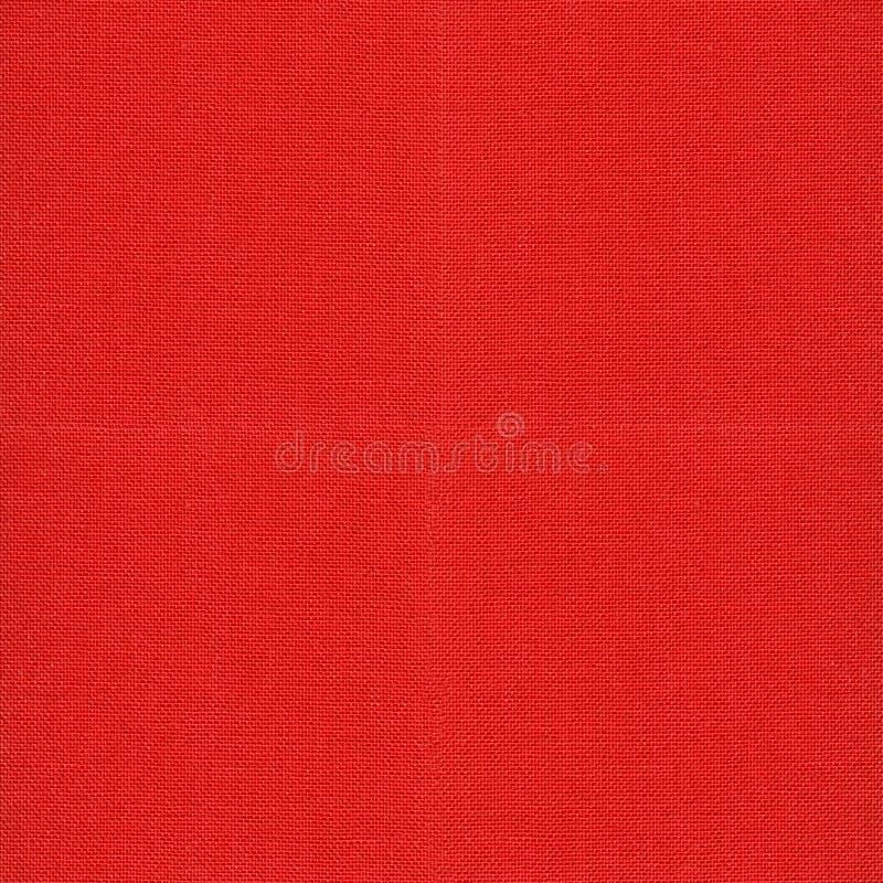 Fondo di tessuto rosso immagine stock libera da diritti