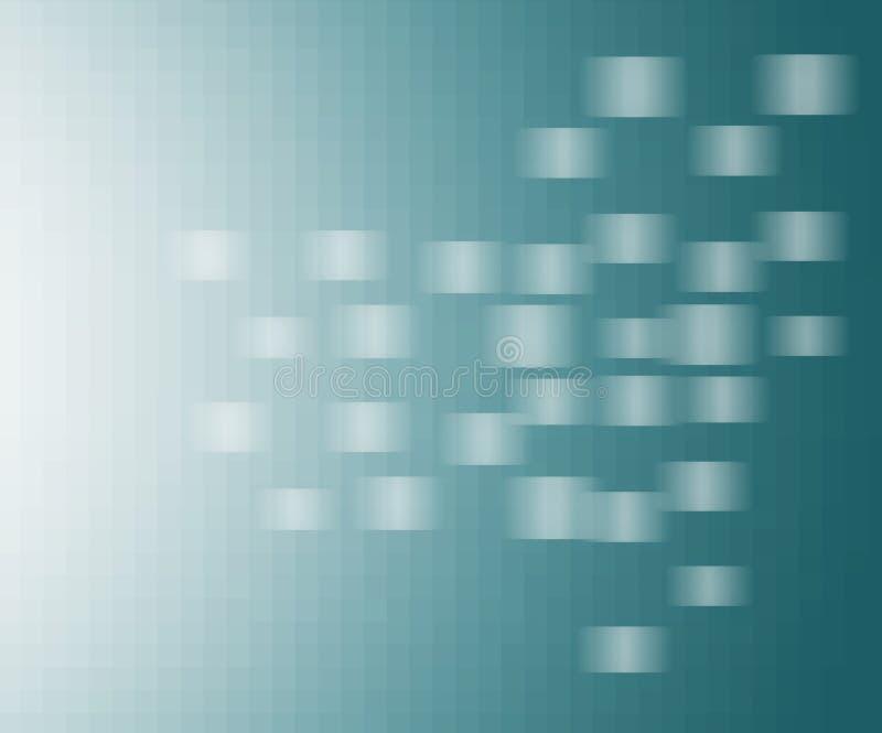 Fondo di web, strutture, carte da parati illustrazione di stock