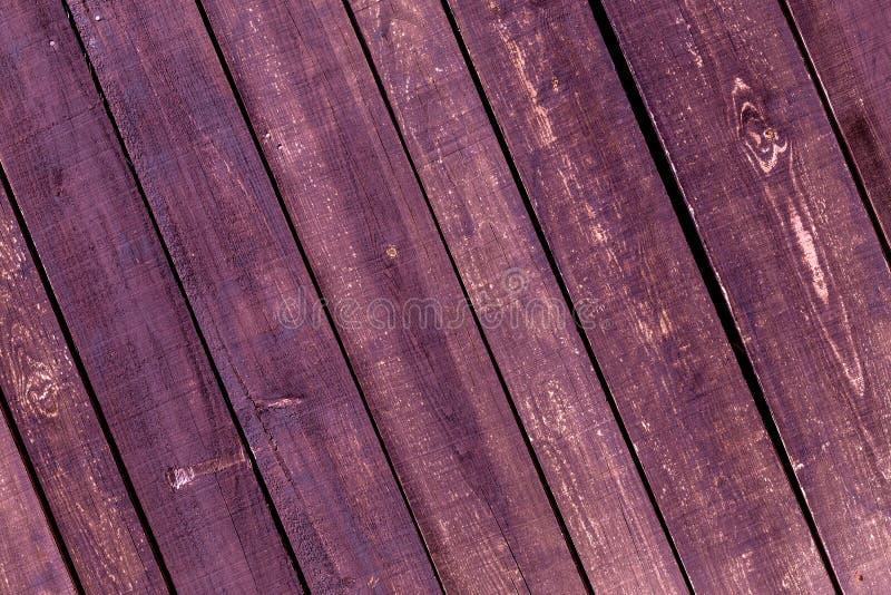 Fondo diagonale di legno del grano della plancia di struttura fotografie stock libere da diritti