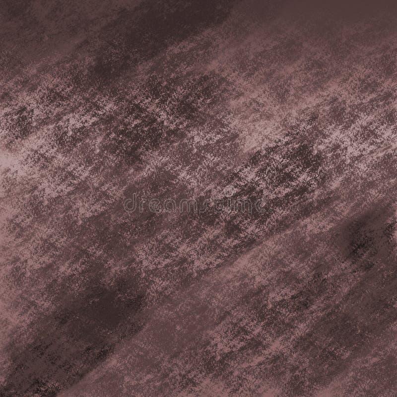 Fondo dipinto Grungy Effetto variopinto dei pastelli illustrazione vettoriale