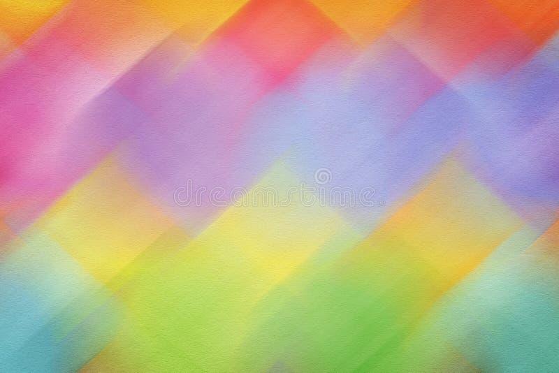 Fondo diseñado del papel del colorfull imagen de archivo libre de regalías