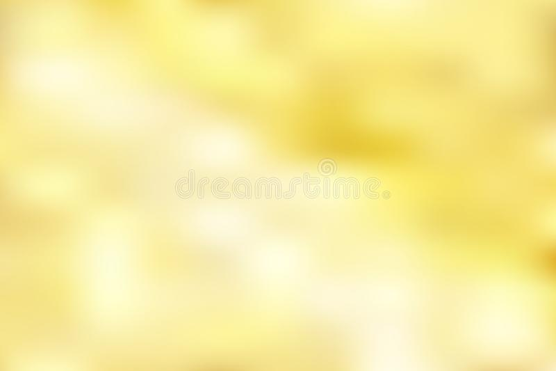 Fondo e struttura dell'oro laureato elegante, brillante, di lusso, dorato illustrazione vettoriale