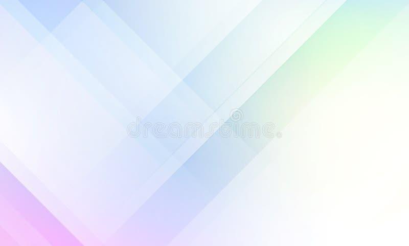 Fondo elegante abstracto del vector Modelo abstracto Textura de los cuadrados Ejemplos asombrosos del vector ilustración del vector