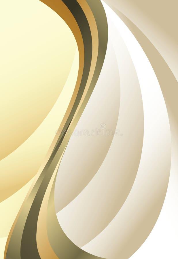 Download Fondo elegante del diseño stock de ilustración. Ilustración de curva - 7275685