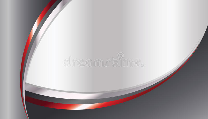 Fondo elegante del metal libre illustration