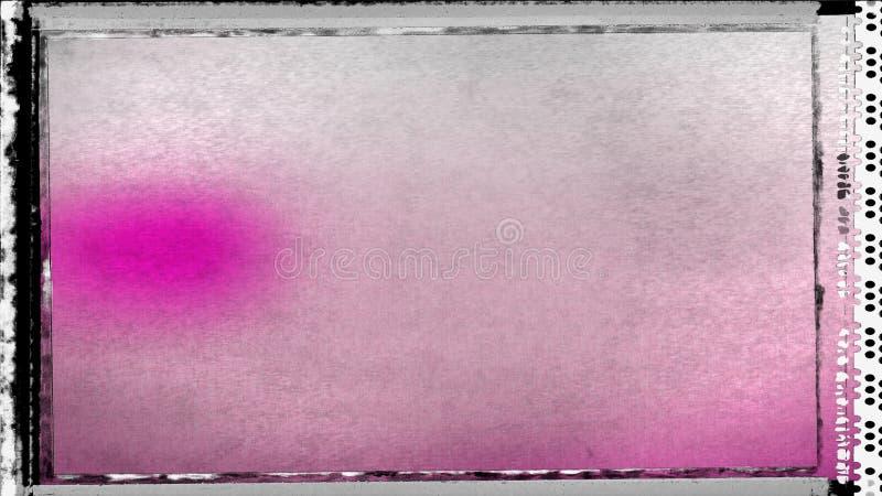 Fondo elegante del rosa y del diseño del arte gráfico del ejemplo de Grey Grunge Texture ImageBeautiful libre illustration