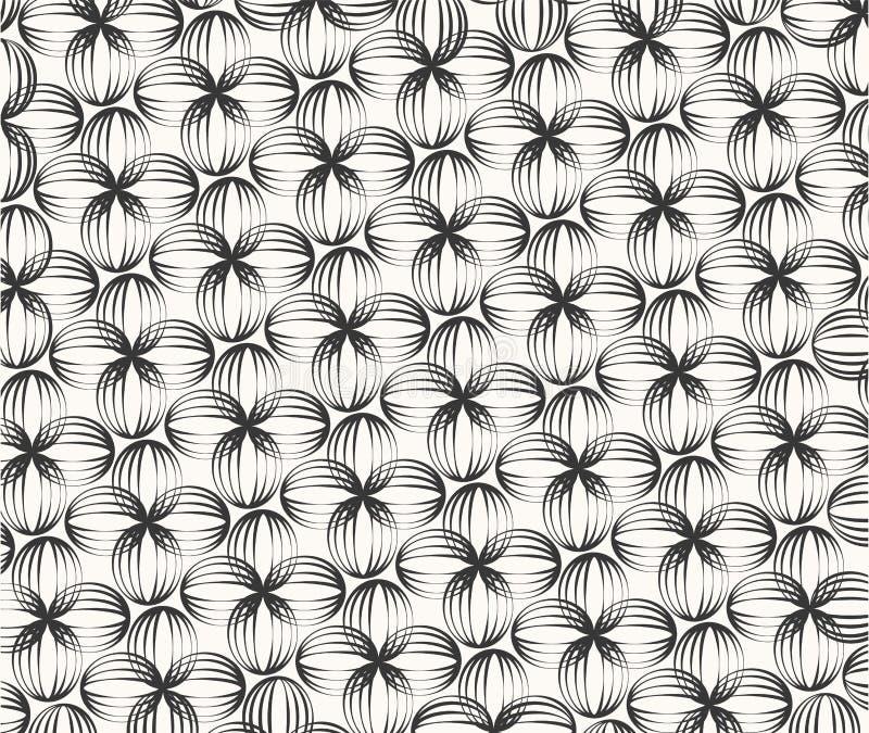 Fondo elegante geométrico ilustración del vector