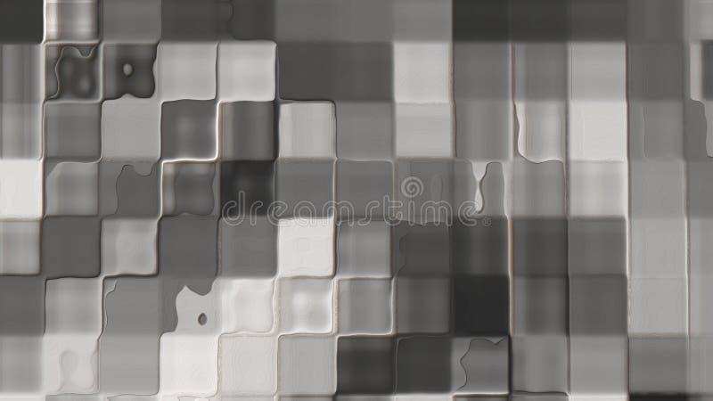 Fondo elegante scuro astratto di progettazione di arte grafica dell'illustrazione di Grey Graphic DesignBeautiful illustrazione vettoriale