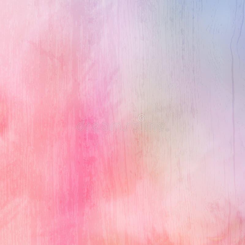 Fondo en colores pastel abstracto libre illustration