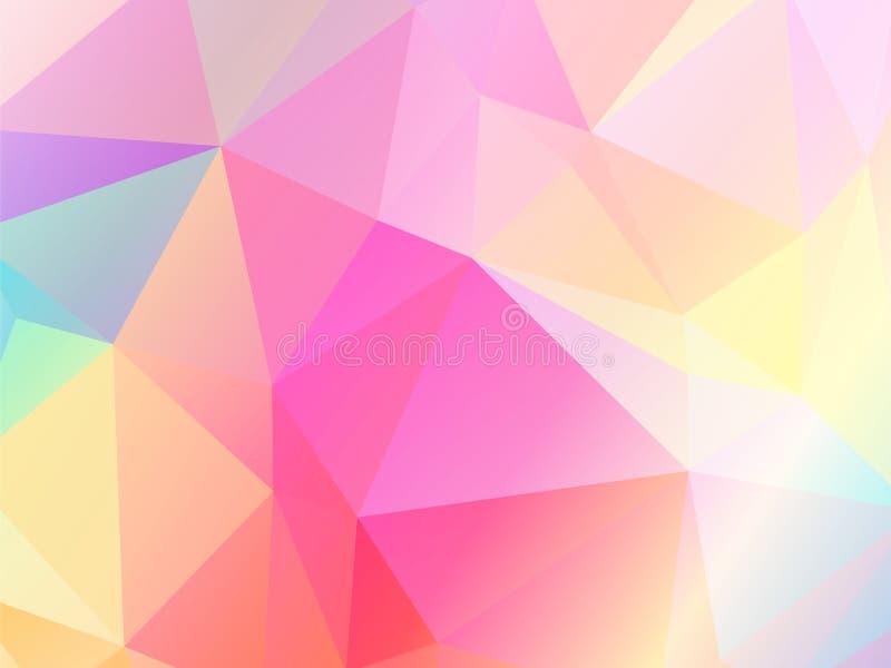 Fondo en colores pastel coloreado libre illustration