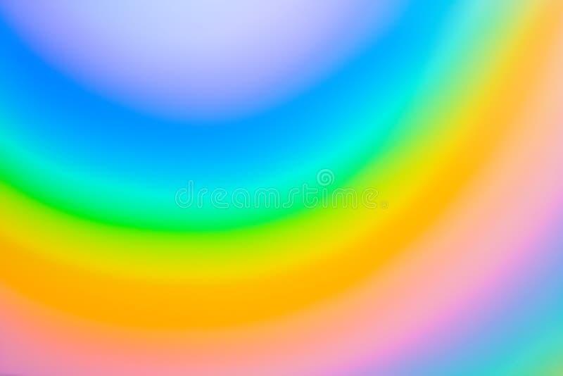 Fondo en colores pastel colorido abstracto fotografía de archivo libre de regalías