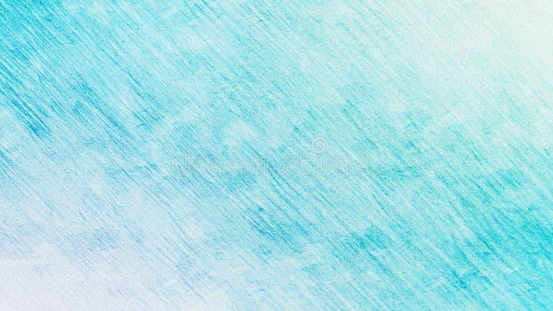 Fondo en colores pastel suave de la textura del lápiz del colorante de la pintura del extracto de la pendiente libre illustration