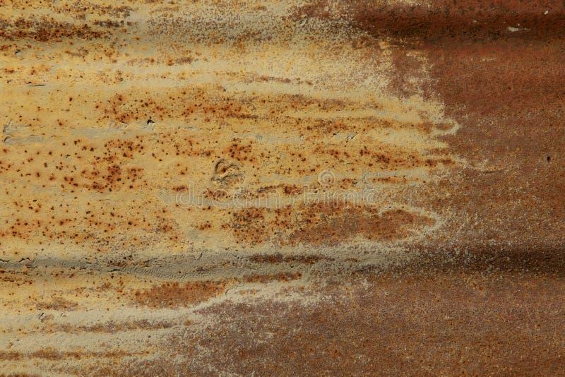 Fondo enmascarado extracto La textura de la vieja superficie de metal oxidada libre illustration