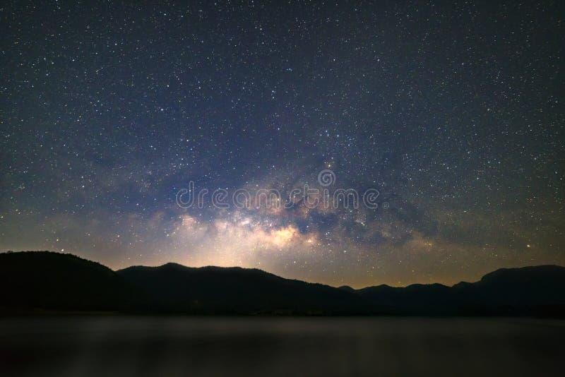 Fondo estrellado pacífico del cielo nocturno foto de archivo libre de regalías