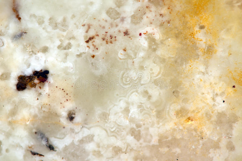 Fondo fantastico astratto da un minerale di cristallo della roccia immagini stock