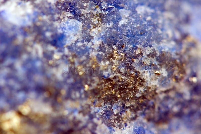 Fondo fantastico astratto, magia di una pietra, cristallo fotografia stock libera da diritti