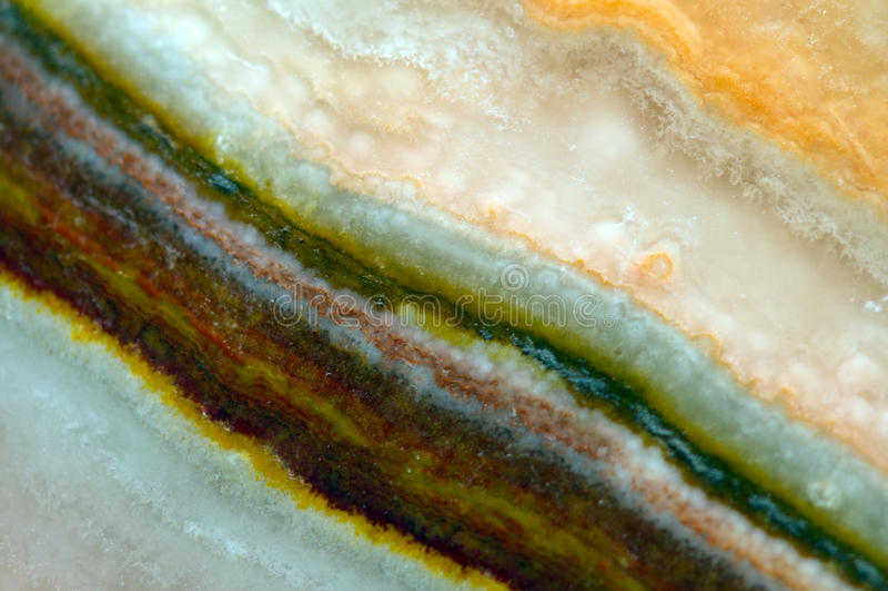 Fondo fantastico, magia di una pietra, roccia di cristallo fotografie stock libere da diritti