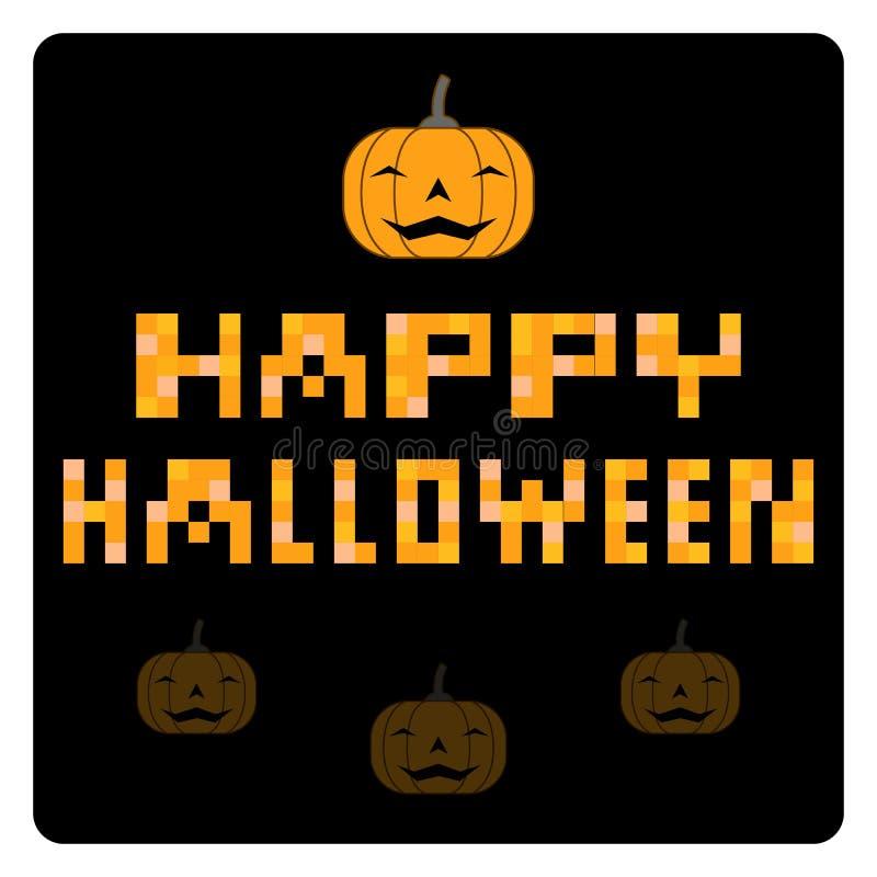 Download Fondo felice di Halloween illustrazione vettoriale. Illustrazione di evento - 56882241