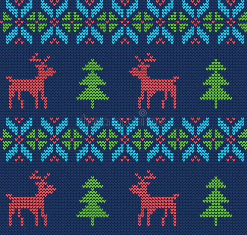 Fondo feo del suéter libre illustration