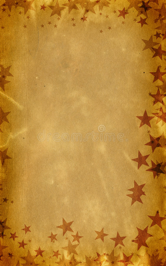 Fondo festivo de la tarjeta de Navidad del partido con las estrellas imágenes de archivo libres de regalías