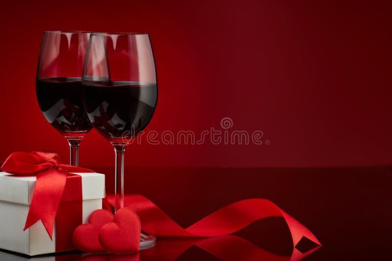 Fondo festivo di San Valentino immagini stock