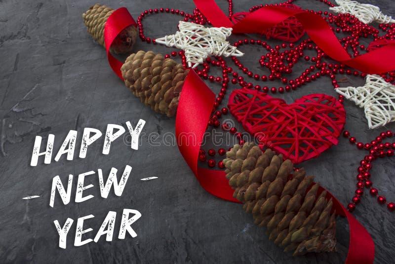 Fondo festivo, Feliz Año Nuevo Año Nuevo imágenes de archivo libres de regalías