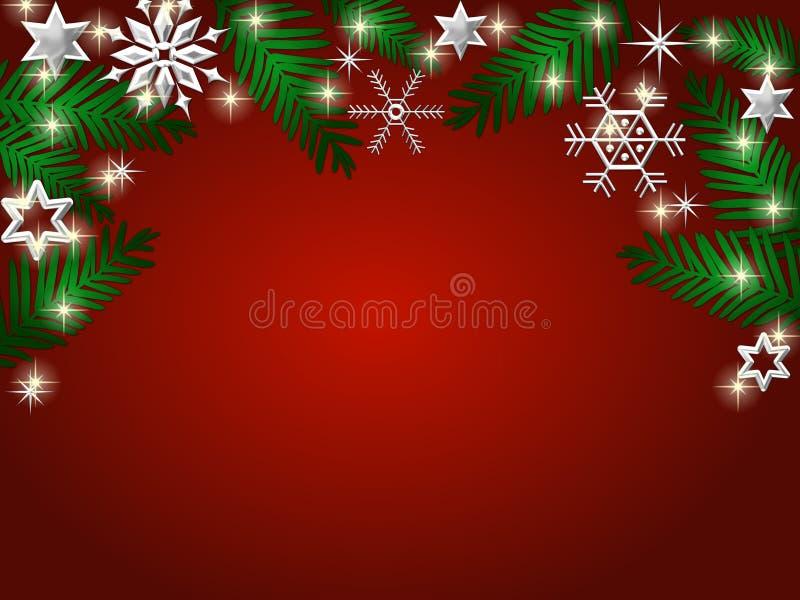 Download Fondo festivo rojo stock de ilustración. Ilustración de cheery - 7284072