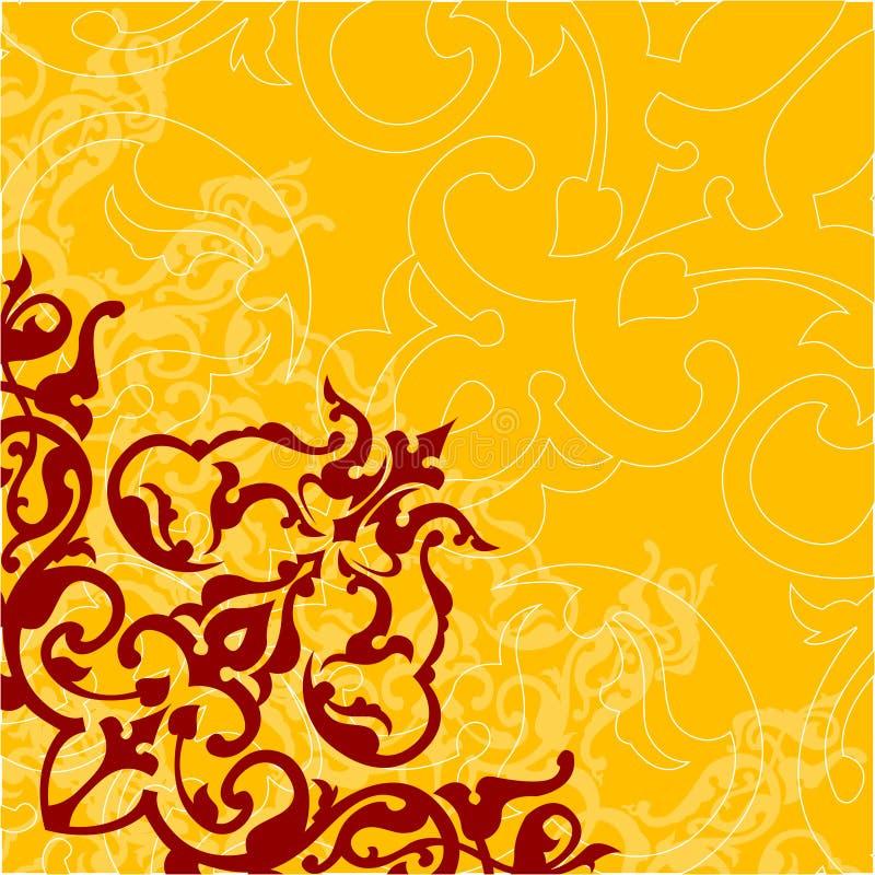 Download Fondo floral ilustración del vector. Ilustración de floral - 1278249